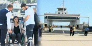 Pendik'te feribot kazası: Yaralılar var