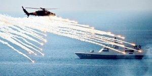 Doğu Akdeniz'de 'Beyaz Fırtına' esiyor