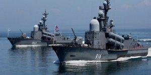 Rus savaş gemileri Akdeniz'de 7/24 nöbet tutacak