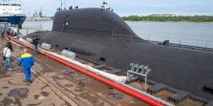 """""""Rus denizaltılar modern, inanılmaz hızlı ve sessiz"""""""