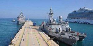 Donanmanın gözbebekleri ziyarete açıldı