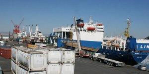 KKTC'ye demirleyen AB bayraklı gemiler gündem oldu