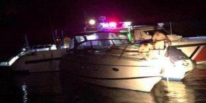 Datça'da teknelere uyuşturucu operasyonu
