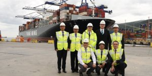 Evyapport en büyük gemileri ağırlıyor