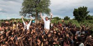 MSC Cruises misafirlerinden Afrika'ya destek