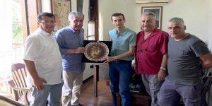 DTO Antalya'dan Alanya'ya teşekkür ziyaretleri