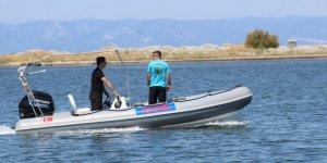 Ege Denizi'nde kaybolan iki balıkçı aranıyor