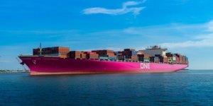 Ocean Network Express'in ilk gemisi sefere çıktı