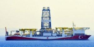 Türkiye'nin ilk aktif sondaj gemisi 'Fatih' Antalya'da