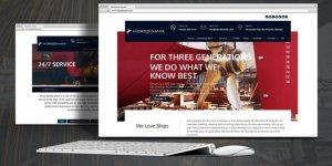 Hidrodinamik Tersanesi Web sitesini yeniledi