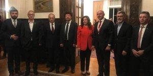 """Atina Büyükelçiliğinde """"Posidonia"""" resepsiyonu"""