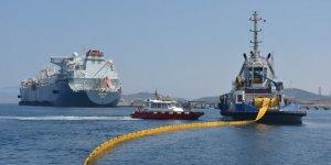 Uzmar'dan 'Deniz kirliliği tatbikatı