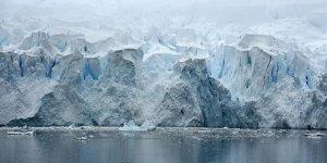 11 bin kilometrekarelik buz kütlesi ilerliyor
