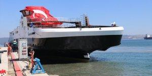 Cemre Tersanesi'nden Havyard Group'a 47. gemi