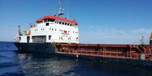 Hırvatistan'da batmakta olan Türk gemisi kurtarıldı!