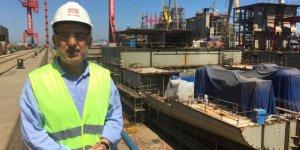 'TCG Anadolu'nun 2020 yılına yetiştirilmesi planlanıyor