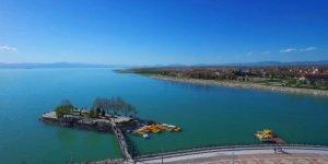 Beyşehir Gölü'nde av sezonu başladı