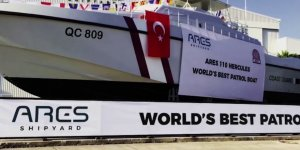 Ares Tersanesi Milipol Katar 2018'e katılıyor