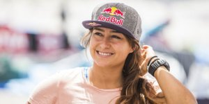 Rüzgar sörfü sporcumuz Lena Erdil dünya ikincisi oldu!