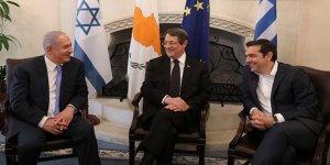 İsrail, Yunanistan ve Rumlar işbirliği için toplanıyor