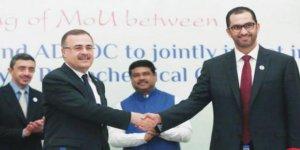 Aramco ve ADNOC arasında stratejik ortaklık