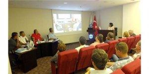 DTO Antalya Olağan Meclis Toplantısını yaptı