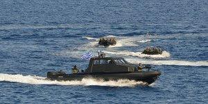 Yunanistan, GKRY ve Mısır ortak tatbikat yapıyor