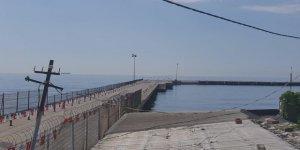 6 yıldır kapalı olan liman yeniden açılıyor