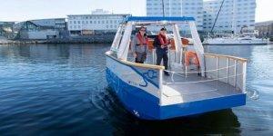 Norveç elektrikli feribotları suya indirdi!
