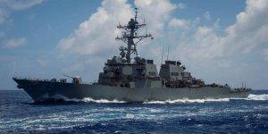 Çin'den ABD donanmasına kınama