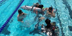 Elon Musk'ın Tayland'daki çocuklara geliştirdiği denizaltı