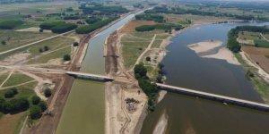 Kanal Edirne Projesi'nde sona gelindi