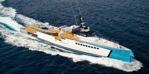 Damen 55 destek gemisi testlere başladı