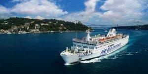"""Piri Reis"" gemisi Bandırma'da"