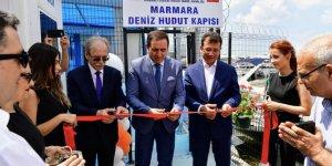 Marmara Deniz Hudut Kapısı açıldı