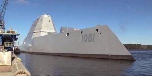 USS Michael Monsoor yine arızalandı