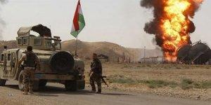 Irak petrol sahasında bombalı sabotaj