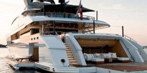 Ferit Şahenk yeni tekne aldı