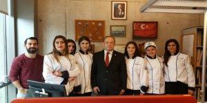 PRÜ, 'Gemi Adamı' belgeli aşçılar yetiştiriyor