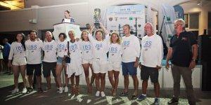Doğu Ege Yelken Haftası Yat Yarışları sona erdi