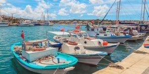 Dalyanköy'e 383 tekne sığacak yüzer rıhtım marina