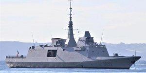 Fransa'nın yeni gemisi FREMM envanterde
