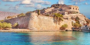 Hüzünlü bir geçmişe sahip ada: Spinalonga