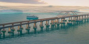 Kerç Köprüsünü yapan firmalara kötü haber