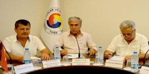 DTO Antalya deniz turizmini konuştu