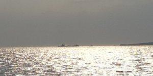 Aliağa'da kuru yük gemisinde yangın