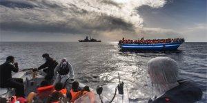 Akdeniz'de 196 düzensiz göçmen yakalandı