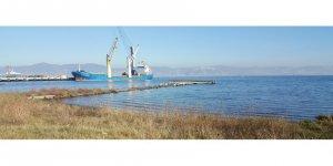 İzmit Körfezi'ne yeni bir liman daha kuruluyor