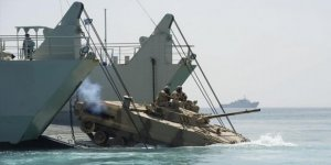 Mısır-Fransa-İngiltere ortak deniz tatbikatı başladı