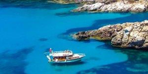 Masmavi deniziyle Türkiye'nin en güzel 10 adası